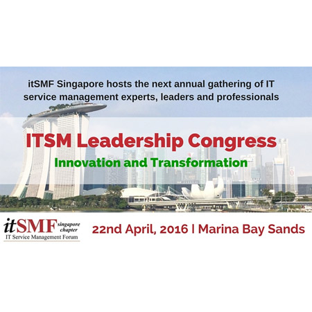 ITSM Leadership Congress 2016