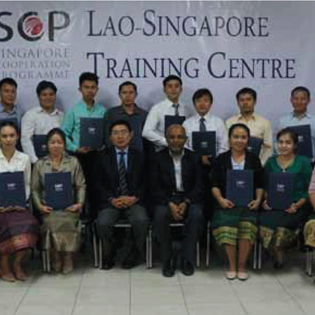Singapore offers training on private enterprise and ICT